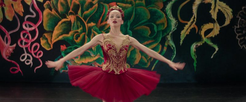 Ballet Dress Worn by Jennifer Lawrence in Red Sparrow Movie