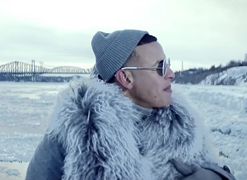 Beanie Hat Worn by Daddy Yankee in Hielo Official Music Video