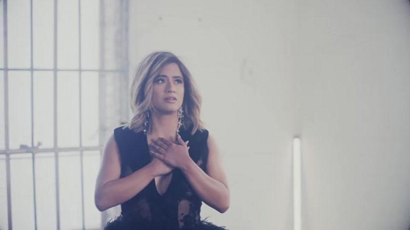 Black Dress Worn by Ally Brooke in Don't Say You Love Me by Fifth Harmony Music Video - Youtube Outfits and Products