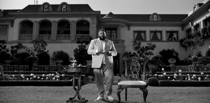 """Jacket and Pants Worn by DJ Khaled in """"Dinero"""" by Jennifer Lopez Music Video - Youtube Outfits and Products"""