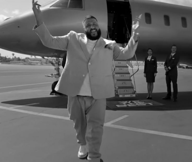 "Jacket and Pants Worn by DJ Khaled in ""Dinero"" by Jennifer Lopez Music Video - Male Fashion Outfits and Products"