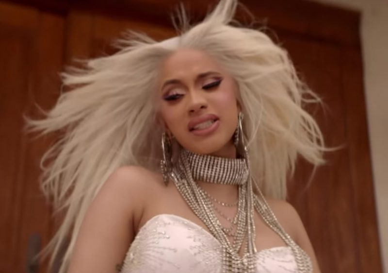 """Fashion Trends 2021: Jewelry Worn by Cardi B in """"Be Careful"""" Official Music Video"""