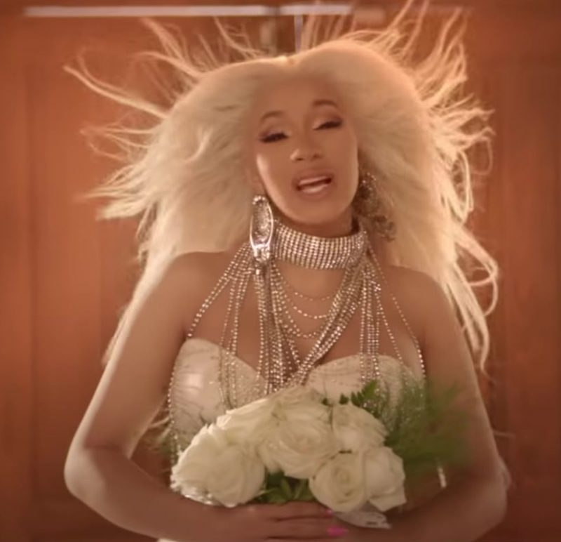 "Jewelry Worn by Cardi B in ""Be Careful"" Official Music Video"