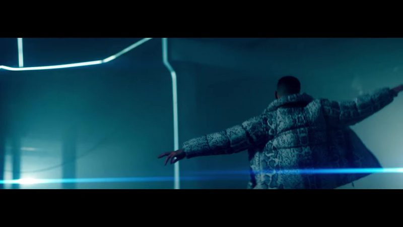 "Puffer Jacket Worn by Drake in ""Nice For What"" Music Video"