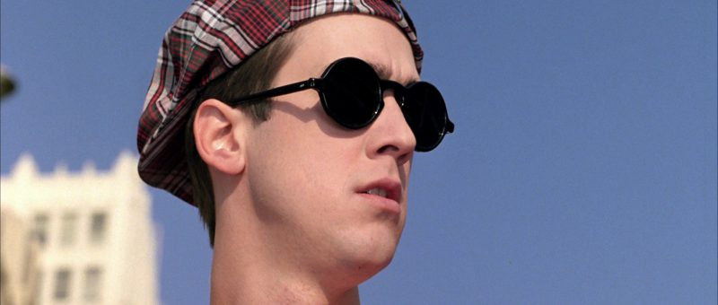 Round Sunglasses Worn by Alan Ruck in Ferris Bueller's Day Off - Movie Outfits and Products