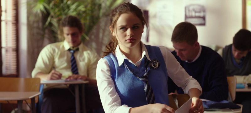 School Uniform Worn by Joey King in The Kissing Booth Movie