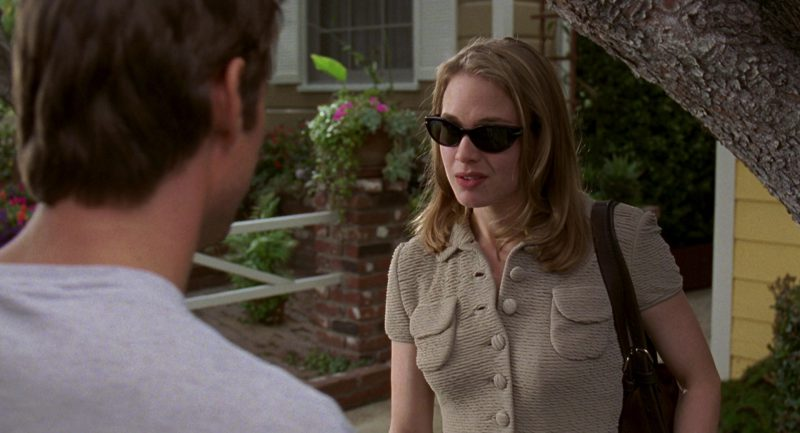 Sunglasses Worn Renée Zellweger by in Jerry Maguire Movie