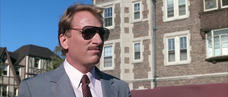 Sunglasses Worn by Jeffrey Jones in Ferris Bueller's Day Off Movie