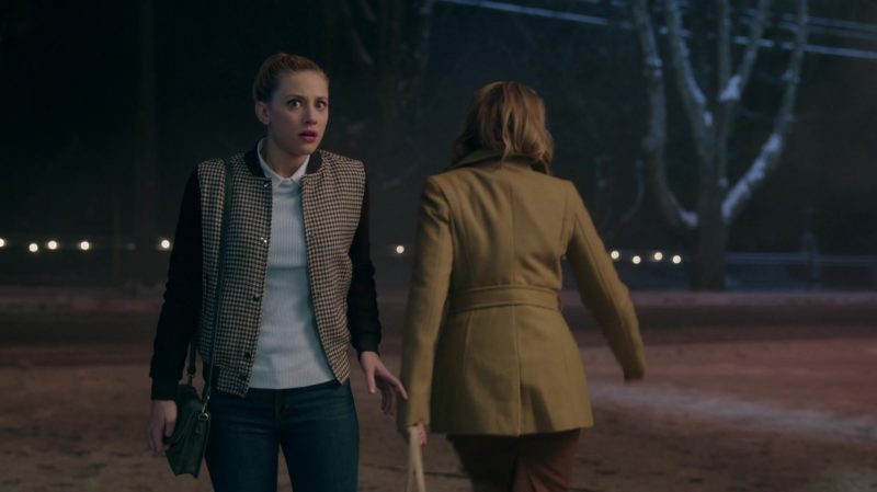 """Fashion Trends 2021: Bomber Jacket Worn by Lili Reinhart in """"Riverdale"""""""