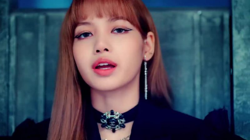 "Chanel Choker in ""DDU-DU DDU-DU"" K-Pop Music Video by BlackPink - Female Fashion"