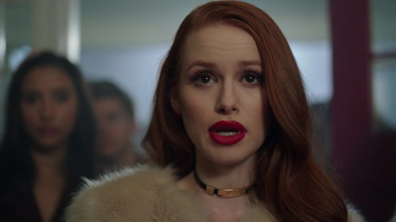 "Choker Worn by Madelaine Petsch in ""Riverdale"" TV Show - Female Fashion Outfits and Products"