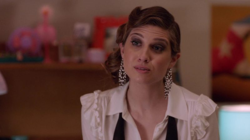 """Earrings Worn by Emily Arlook in """"Grown-ish"""" - TV Show Outfits and Products"""