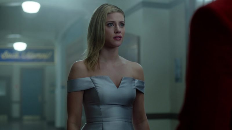 "Evening Dress Worn by Lili Reinhart in ""Riverdale"" TV Show - Female Fashion"