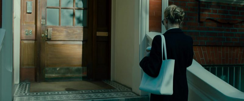 """Handbag Worn by Natalie Dormer (""""In Darkness"""") - Movie Outfits and Products"""