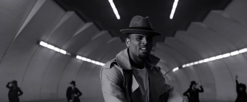 """Hat Worn by Chris Brown in """"Hope You Do"""" Official Music Video"""