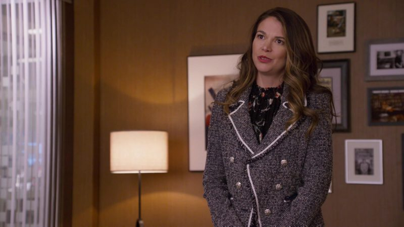 """Fashion Trends 2021: Jacket Worn by Sutton Foster in """"Younger"""""""