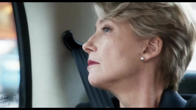 """Fashion Trends 2021: Pearl Earrings Worn by Emma Thompson in """"The Children Act"""""""