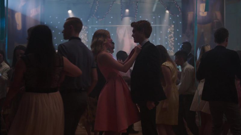 "Pink Ball Dress Worn by Lili Reinhart in ""Riverdale"" TV Show"