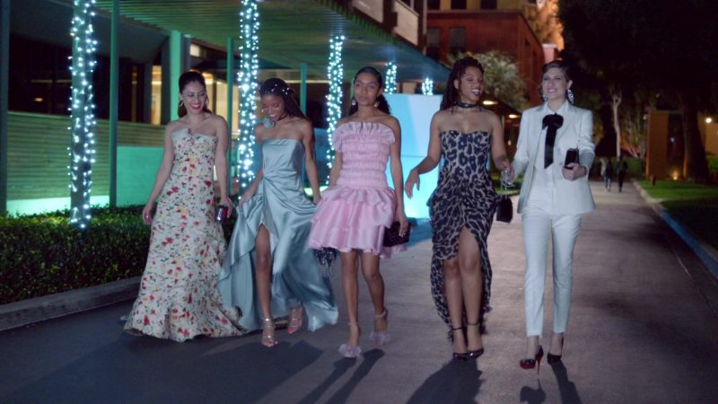 """Fashion Trends 2021: Prom Ball Dresses and Pantsuit in """"Grown-ish"""""""