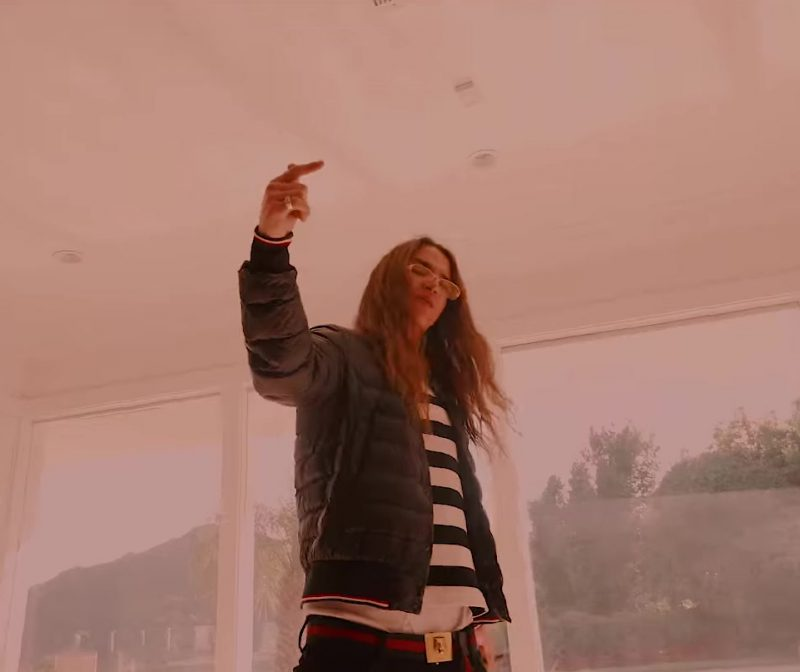 """Puffer Jacket Worn by Yung Pinch in """"I Know You"""" Music Video"""