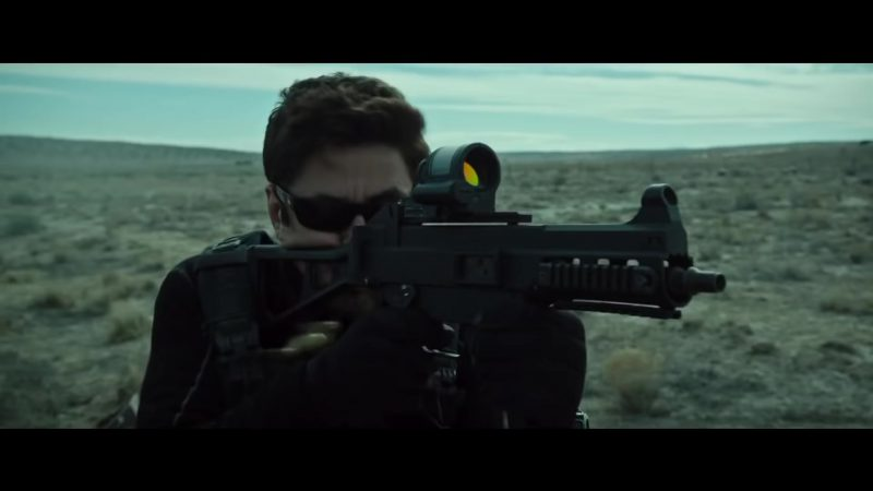 """Sunglasses Worn by Benicio del Toro in """"Sicario 2: Day of the Soldado"""" - Movie Outfits and Products"""