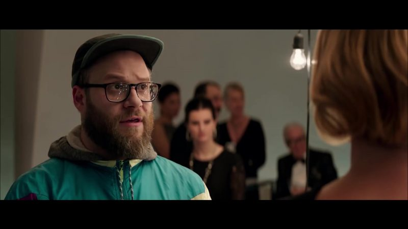Glasses Worn by Seth Rogen in Long Shot Movie