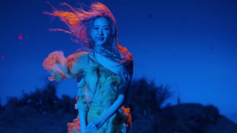 """Alexander McQueen Dress Worn by Rosé in """"Kill This Love"""" Music Video by Blackpink - Female Fashion Outfits and Products"""