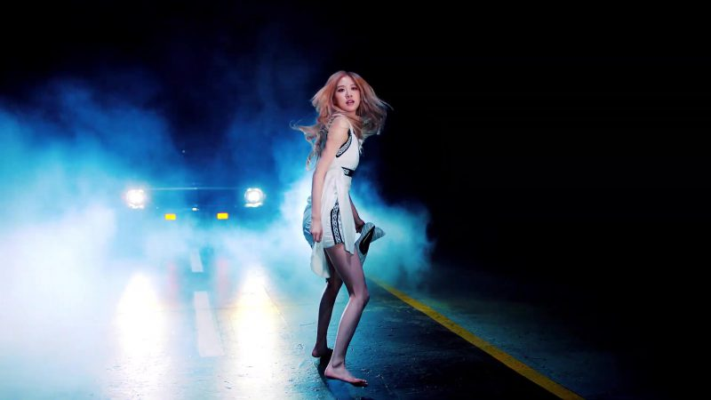 """White Mini Dress Worn by Rosé (Roseanne Park) in """"Kill This Love"""" Music Video by Blackpink - Youtube Outfits and Products"""