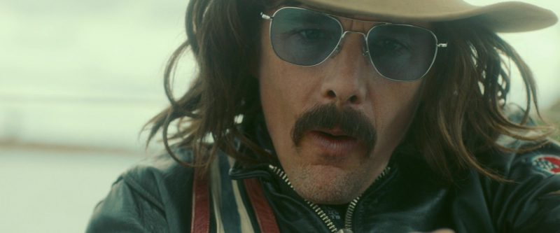 Aviator Sunglasses Worn by Ethan Hawke in Stockholm - Movie Outfits and Products