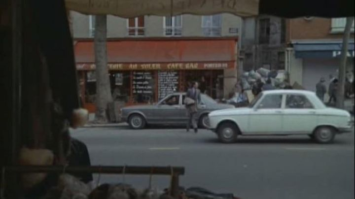 109 Avenue Michelet in Saint-Ouen in Marathon Man - Movie Outfits and Products