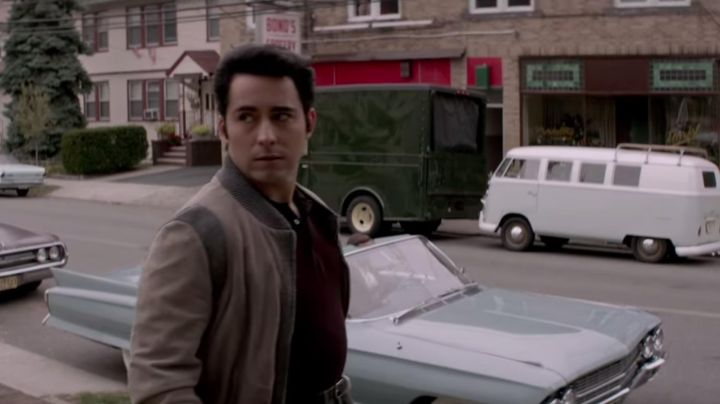 1962 Cadillac of John Lloyd Young in Jersey Boys - Movie Outfits and Products