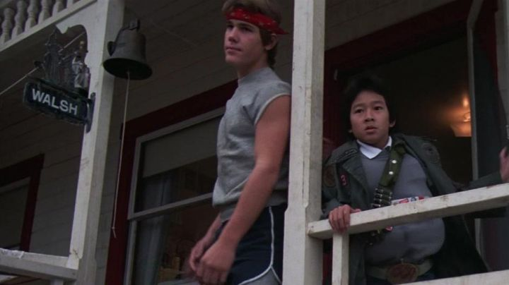 80's Sport Short worn by Brand Walsh (Josh Brolin) as seen in The Goonies - Movie Outfits and Products