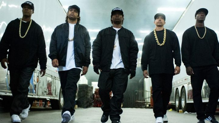 Air Force One x Straight Outta Compton - Movie Outfits and Products