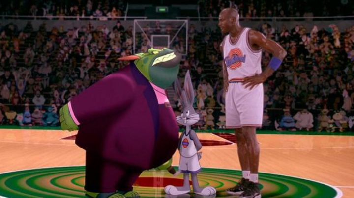 Air Jordan worn by Michael Jordan in Space Jam - Movie Outfits and Products
