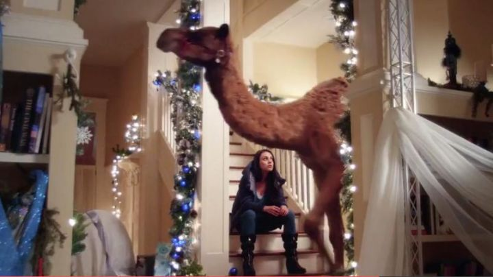 Amy (Mila Kunis) Boots as seen in a Bad Moms Christmas