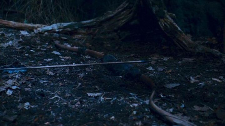 Authentic arrows of Angelika (Lena Heady) in The Brothers Grimm movie