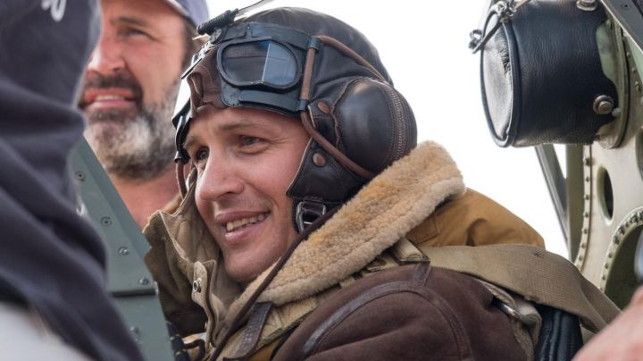 Aviator Jacket worn by Farier (Tom Hardy) as seen in Dunkirk - Movie Outfits and Products