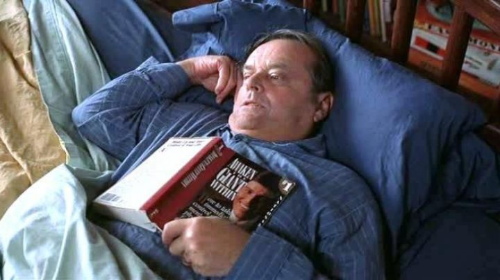 Fashion Trends 2021: Awaken The Giant Within, fell asleep Jack Nicholson in about Schmidt