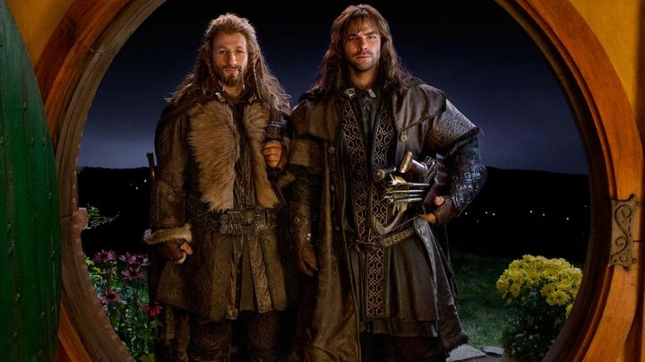 Belt worn by Kili (Aidan Turner) in The Hobbit: A unexpected journey Movie