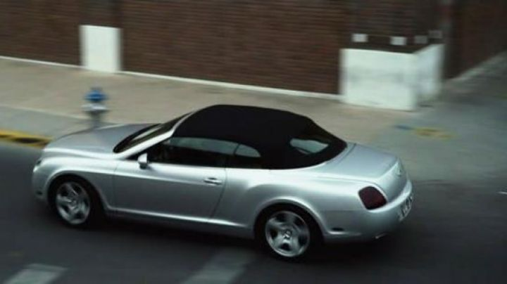 Bentley Continental GTC Convertible driven by The Counselor (Michael Fassbender) as seen in The Counselor - Movie Outfits and Products