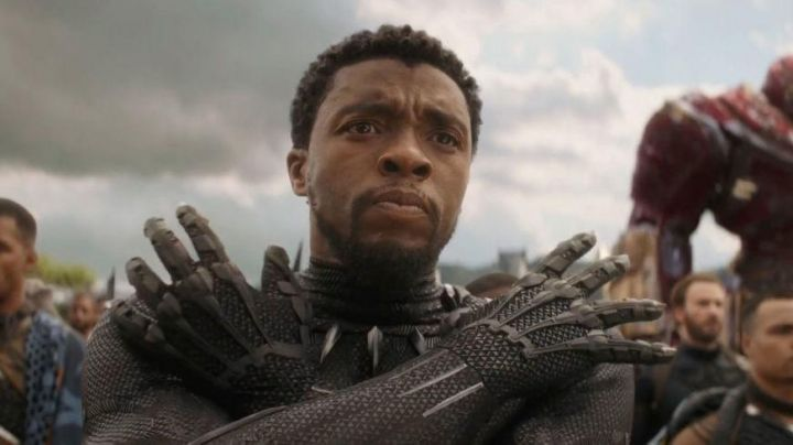 Black Panther Leather Jacket worn by T'Challa (Chadwick Boseman) as seen in Avengers: Infinity War Movie