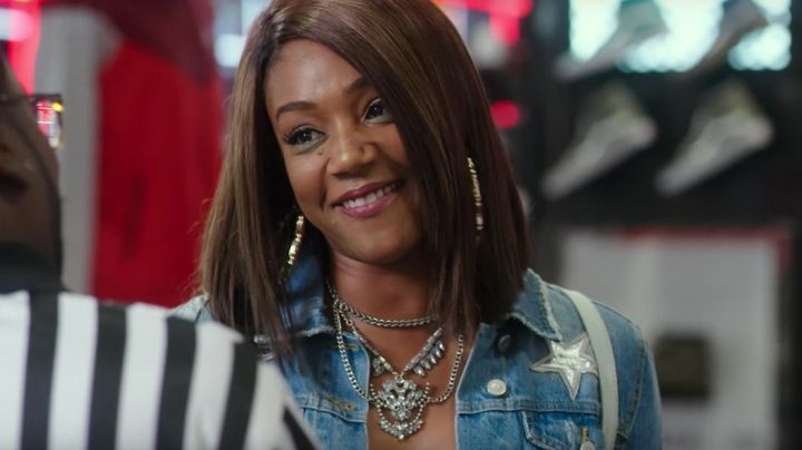 Boho Statement Necklace worn by Jess (Tiffany Haddish) as seen in Uncle Drew - Movie Outfits and Products