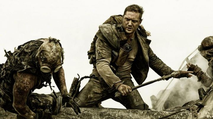 Fashion Trends 2021: Bracelet in rope of Max Rockatansky (Tom Hardy) in Mad Max: Fury Road