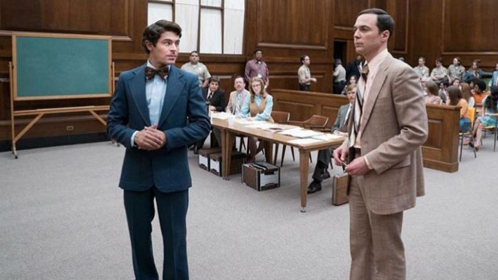 Brown Bow Tie worn by Ted Bundy (Zac Efron) as seen in Extremely Wicked
