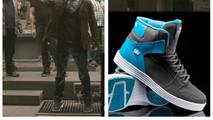 CAPTAIN AMERICA x SUPRA VAIDER - Movie Outfits and Products