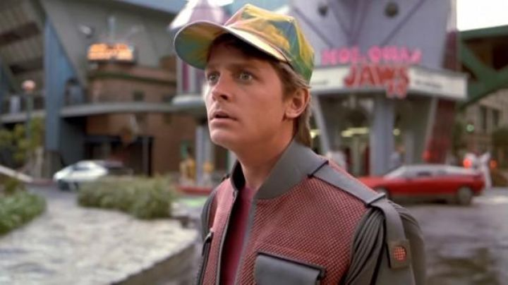 Cap worn by Marty McFly (Michael J. Fox) in Back to The Future II - Movie Outfits and Products
