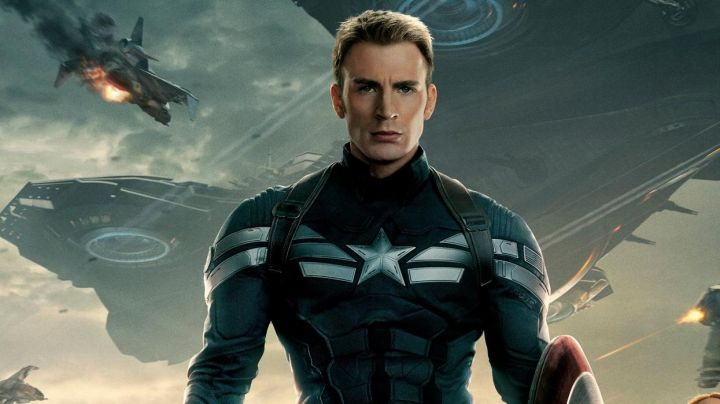 Captain America Jacket - Movie Outfits and Products