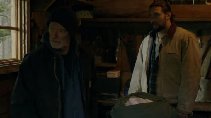 Carhartt Jacket worn by Joe Braven (Jason Momoa) as seen in Braven - Movie Outfits and Products