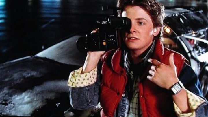 Casio CA-56-E1er Watch worn by Marty McFly (Michael J. Fox) in Back to The Future - Movie Outfits and Products