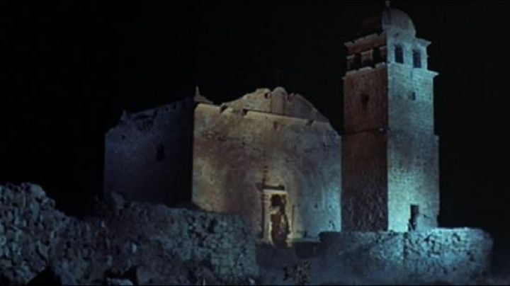 Castillo de Rodalquilar in Spain It was a time the revolution - Movie Outfits and Products